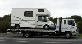 campervan towing